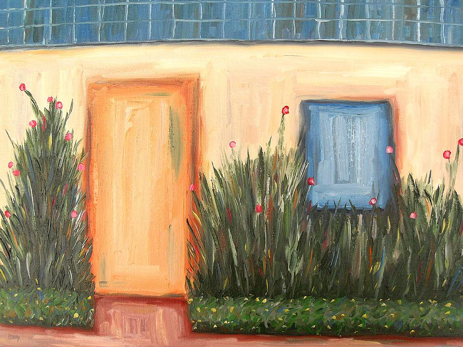 Country Cottage Painting  - Country Cottage Fine Art Print