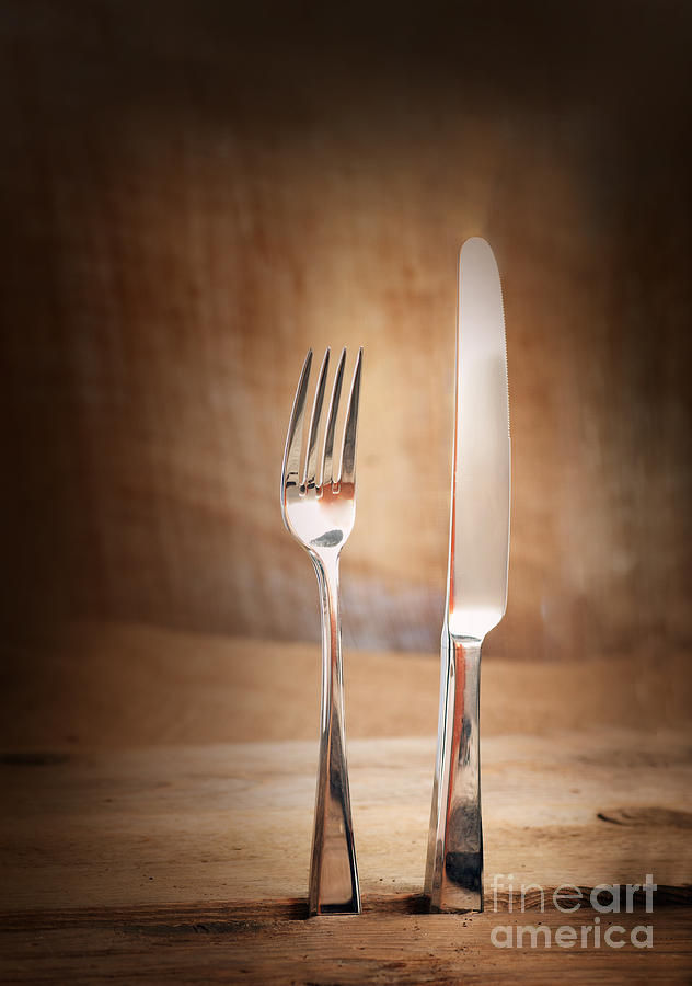 Country Place Setting. Photograph