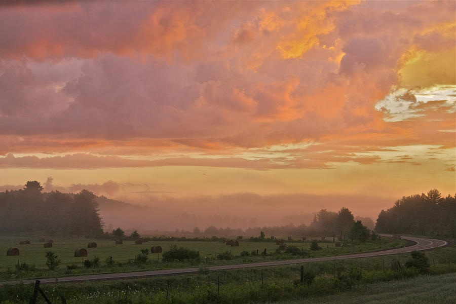 Country Sunrise by Shane Cox