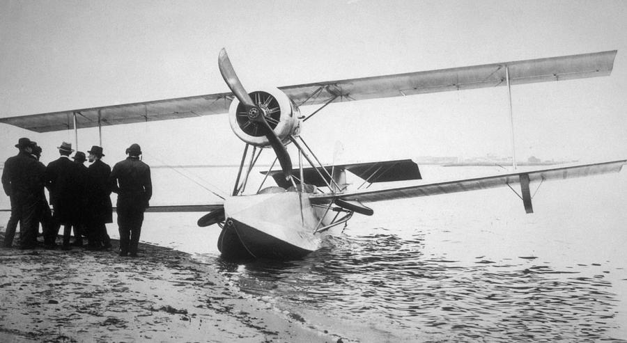 Cox Klemin Circa 1925 Photograph