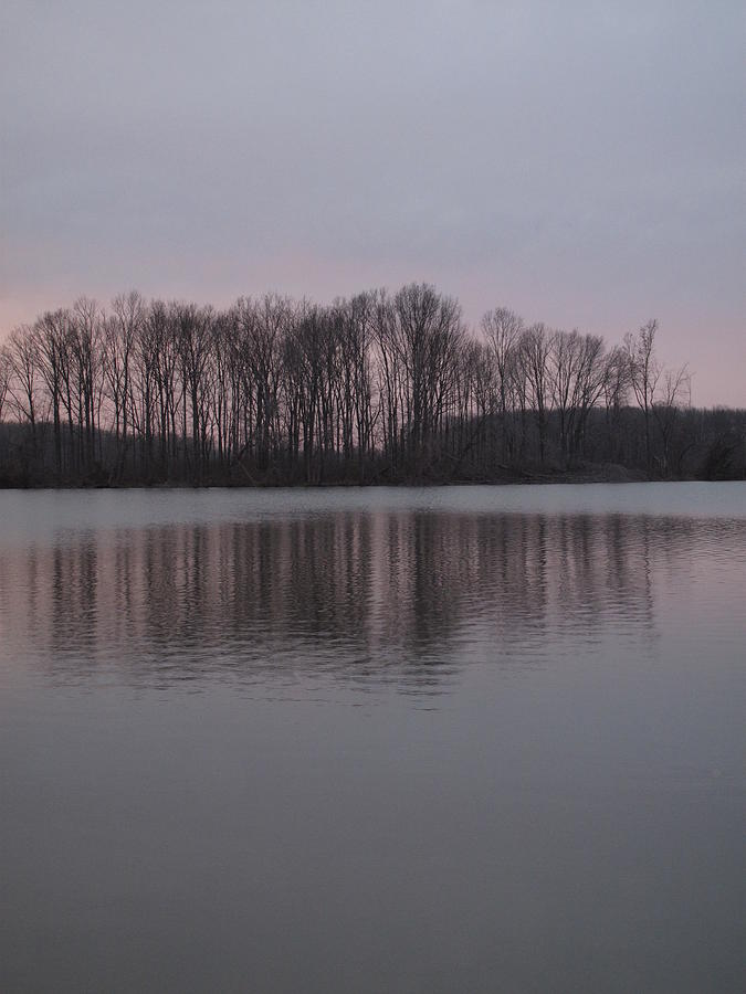Crab Orchard Lake At Peace - 3 Photograph