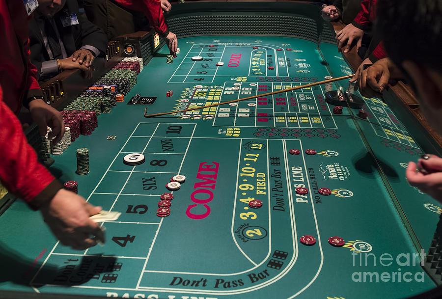 craps at casino