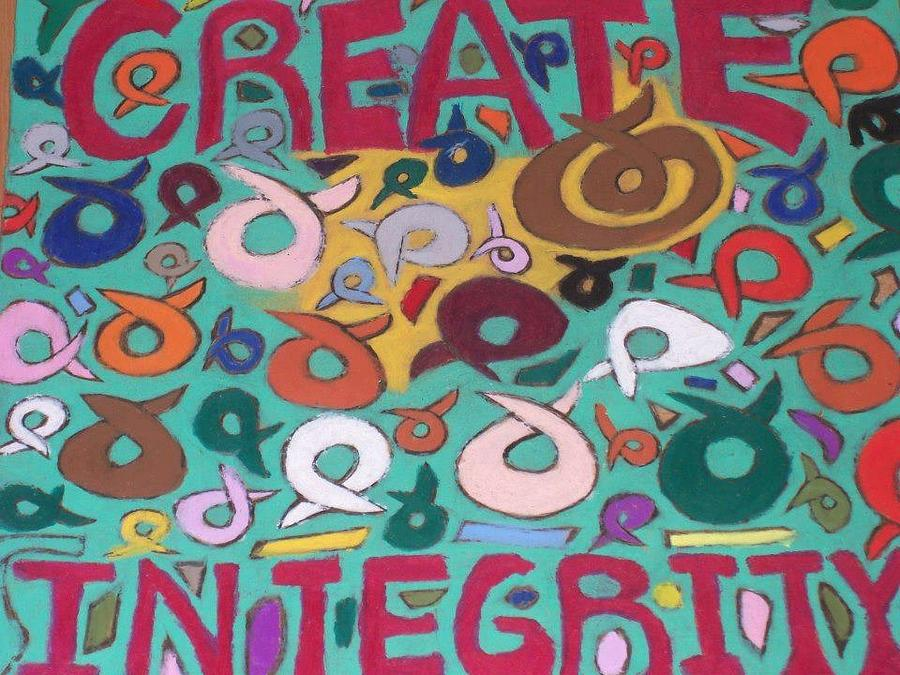 Create Integrity Painting