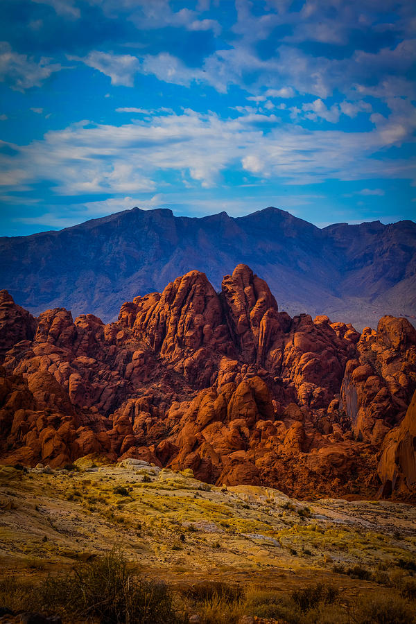 Sandstone Photograph - Creations Wonders by Steve Smith