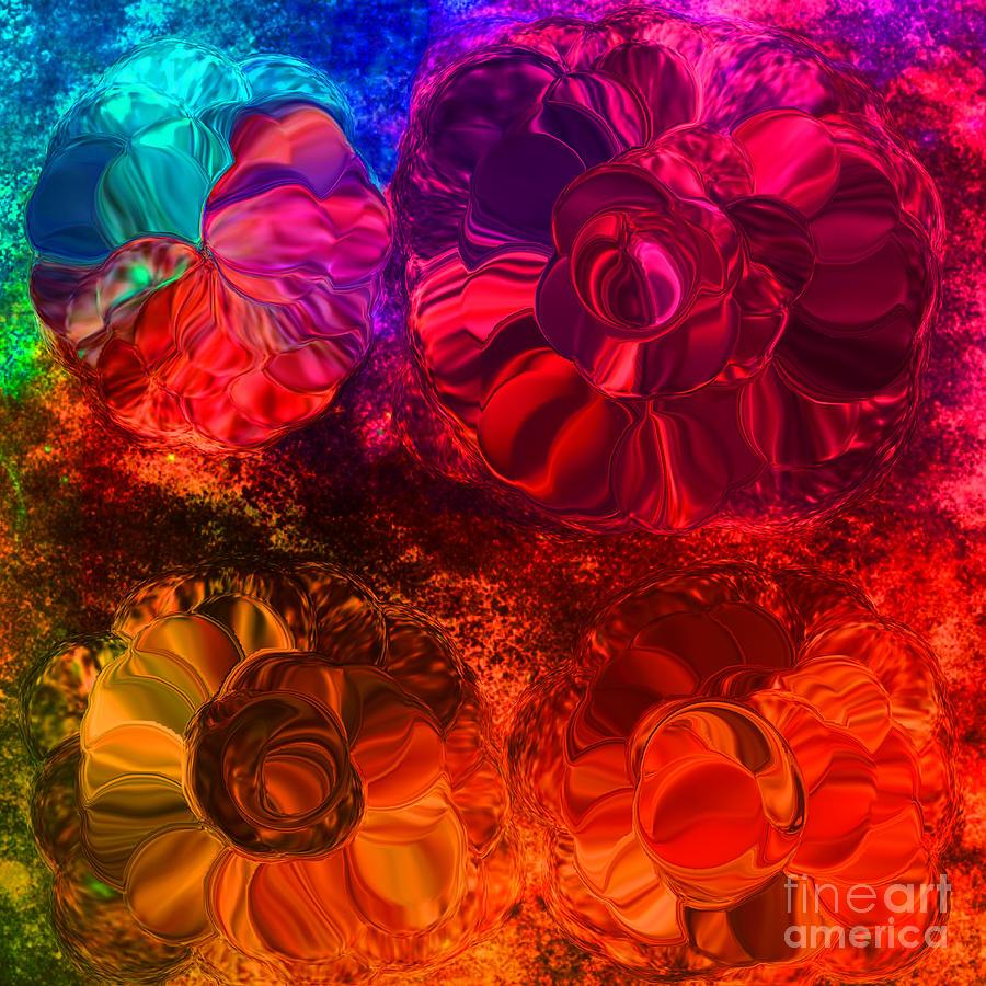Creative Mind Digital Art by Gayle Price Thomas