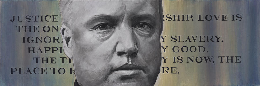 Creed - Robert G. Ingersoll Painting  - Creed - Robert G. Ingersoll Fine Art Print