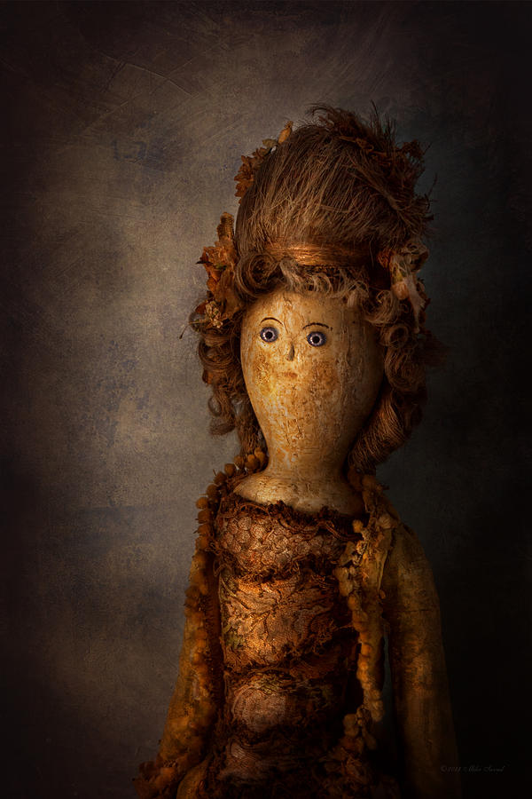 Creepy - Doll - Matilda Photograph  - Creepy - Doll - Matilda Fine Art Print