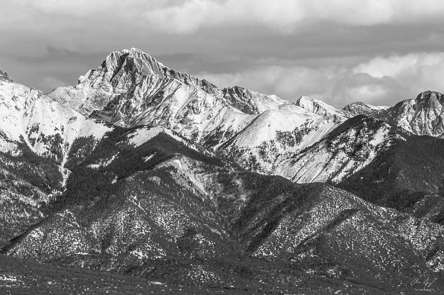Crestone Peak  Photograph