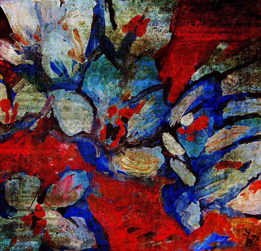 Crocuses Painting