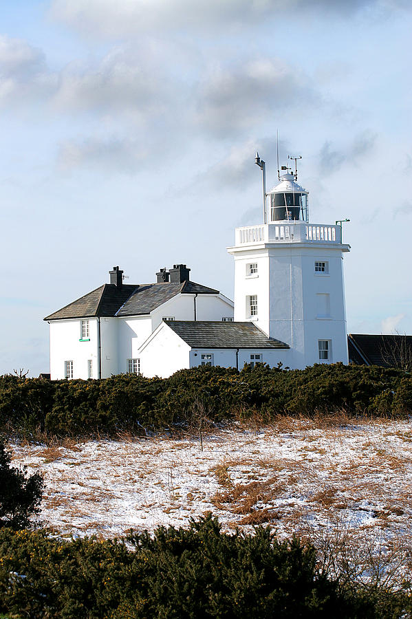 Cromer Lighthouse Photograph