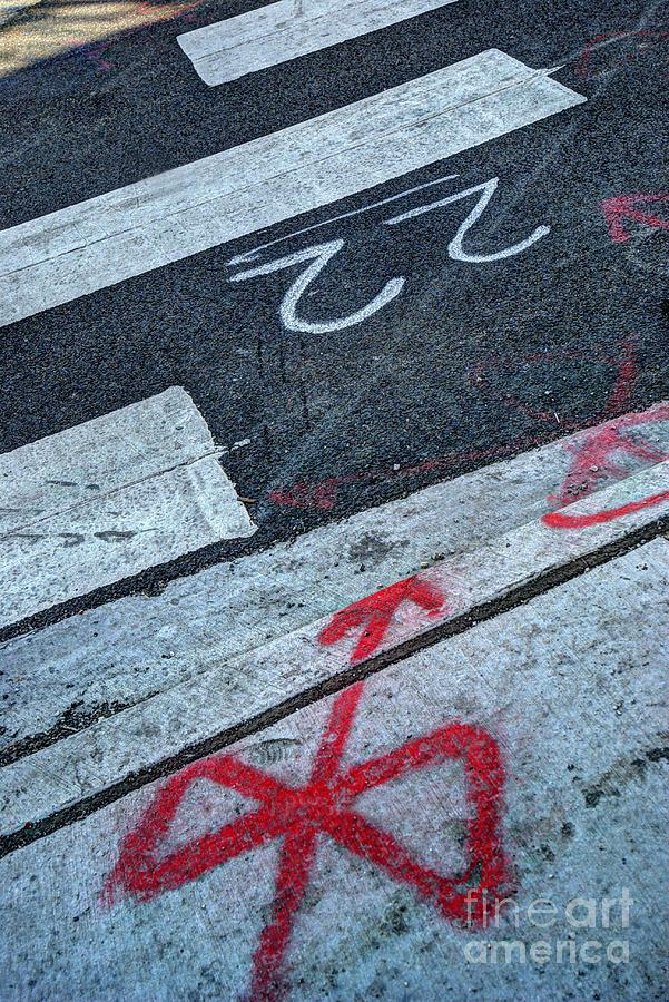 Crosswalk Photograph