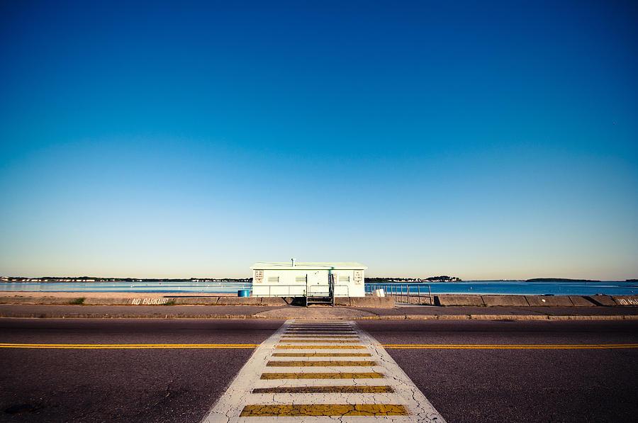 Crosswalk Photograph - Crosswalk To The Beach by Lee Costa