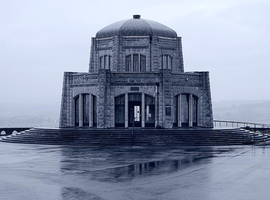Crown Point - Vista House Photograph