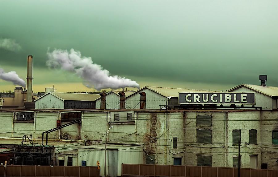 Crucible Photograph