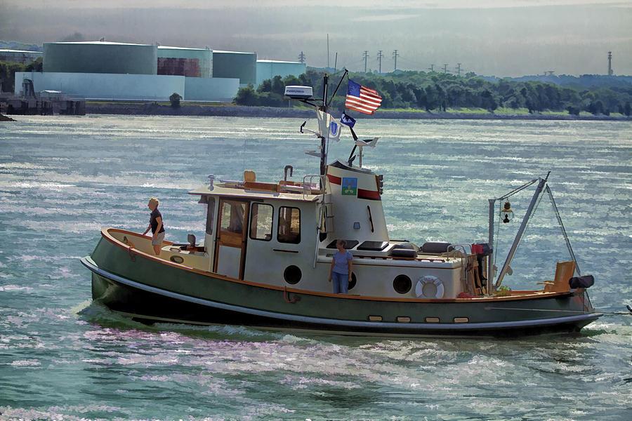 Tug compared to trawler as cruisers - Cruisers & Sailing Forums