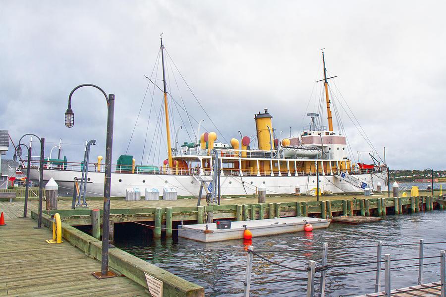 Css Acadia Photograph