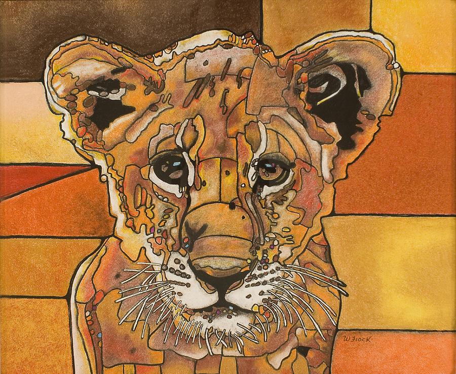 Cub Painting