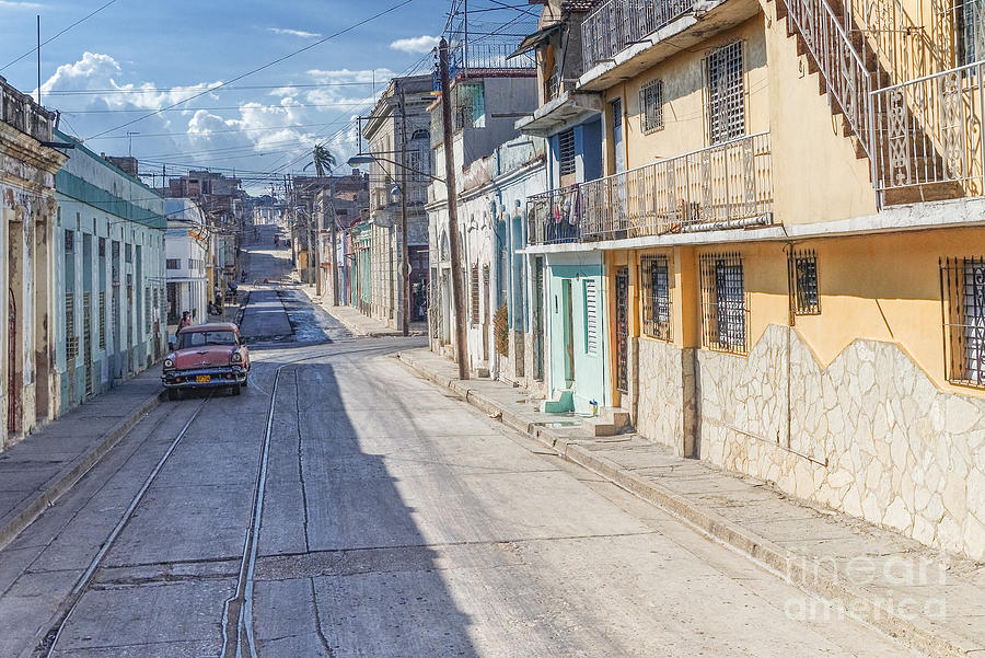 Cuba Pastell  Photograph