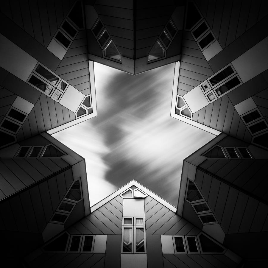 Cubic Star Photograph  - Cubic Star Fine Art Print
