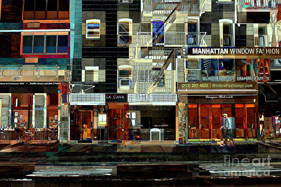 Shops Photograph