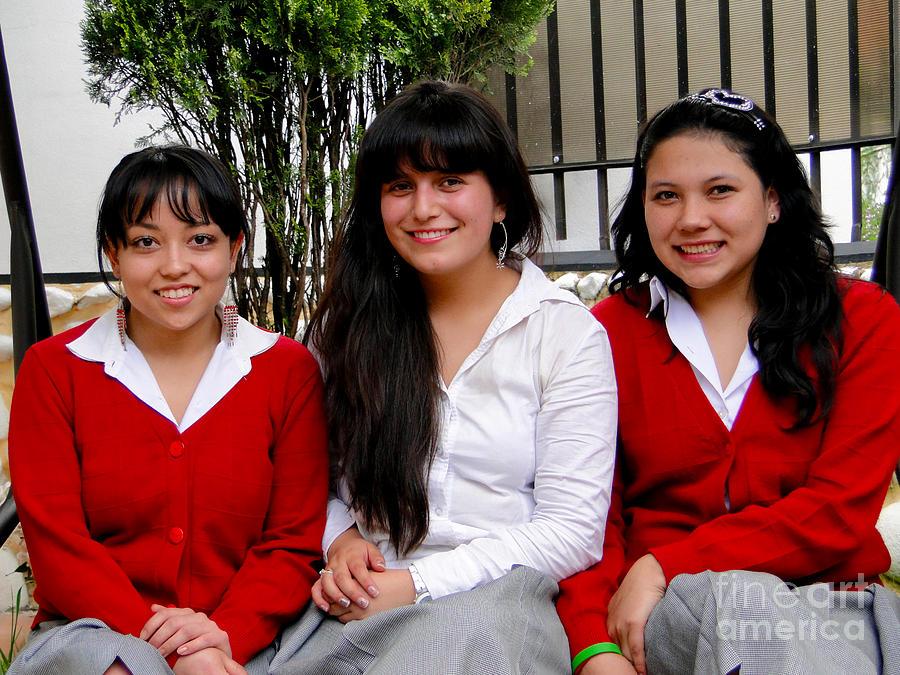 Cuenca Kids 277 Photograph