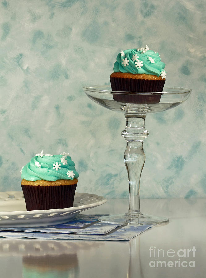 Cupcake Frenzy Photograph