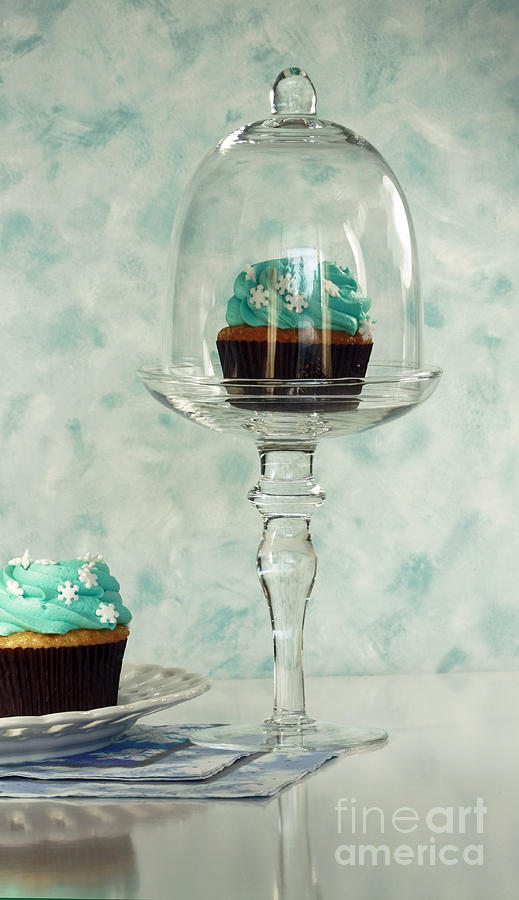 Cupcake Party Photograph  - Cupcake Party Fine Art Print