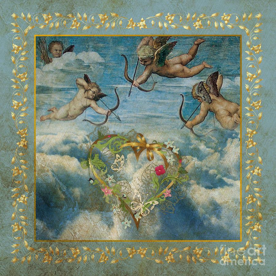Cupid Digital Art