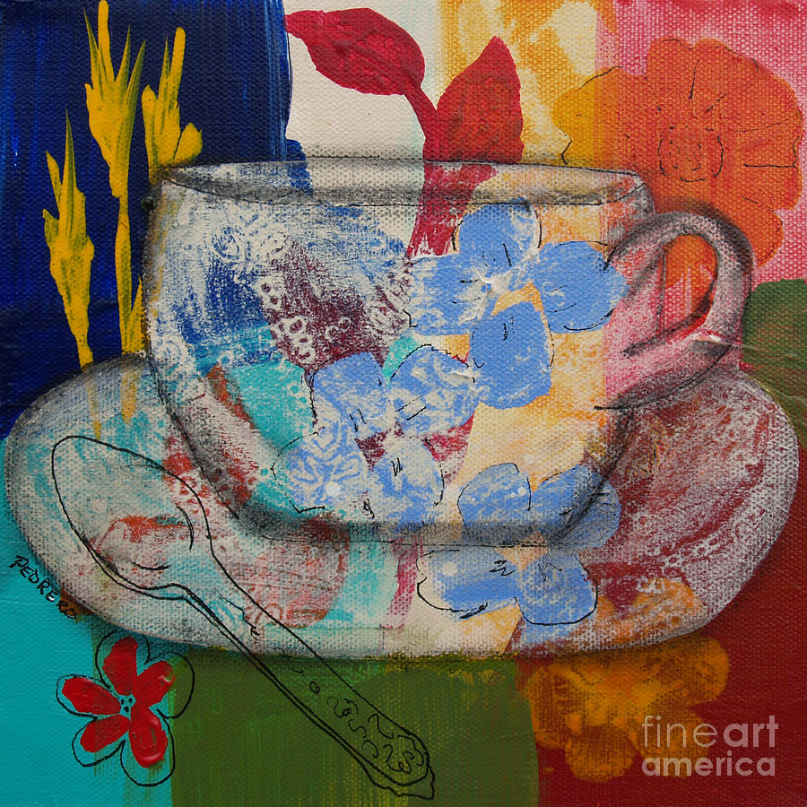 Cuppa Luv Painting