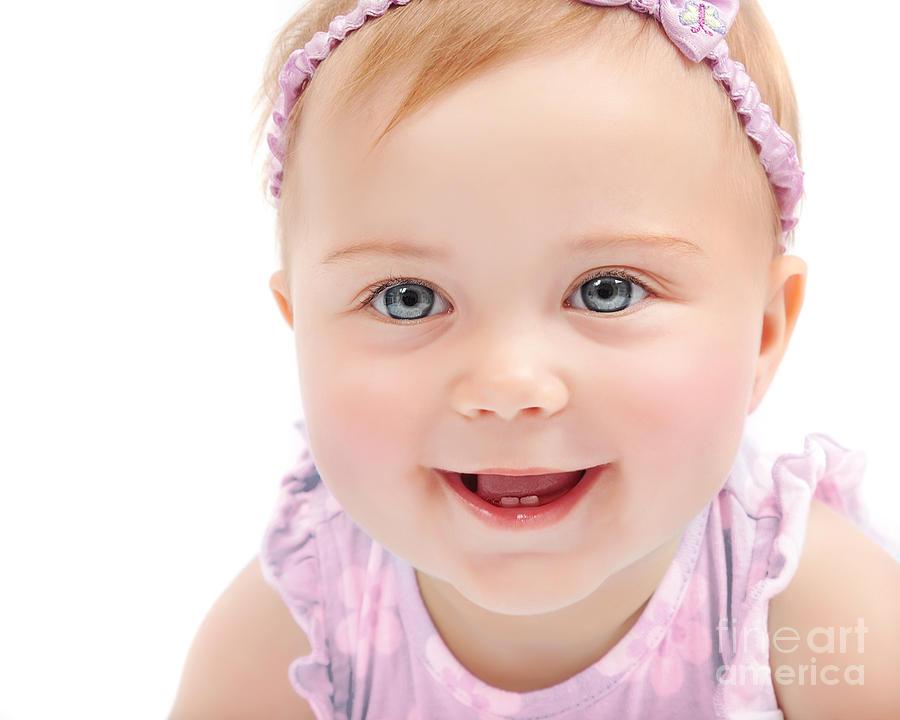 girls baby photos