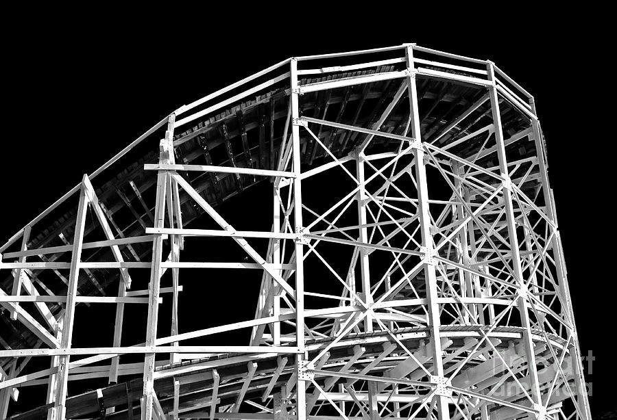 Cyclone Photograph - Cyclone by John Rizzuto