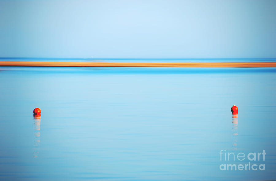 Dahab - Red Sea Photograph  - Dahab - Red Sea Fine Art Print