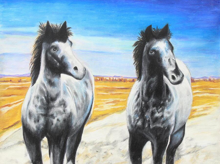 Dakota Nokotas Painting