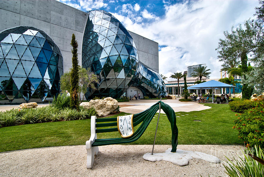 Dali Museum Saint Petersburg Florida Photograph  - Dali Museum Saint Petersburg Florida Fine Art Print