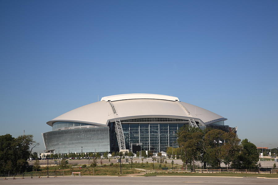 Dallas Cowboys Stadium Photograph