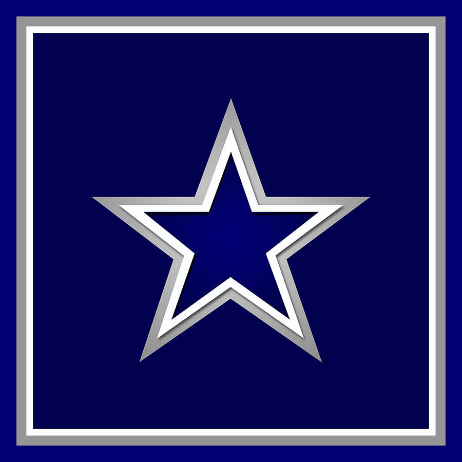 Dallas Cowboys Painting