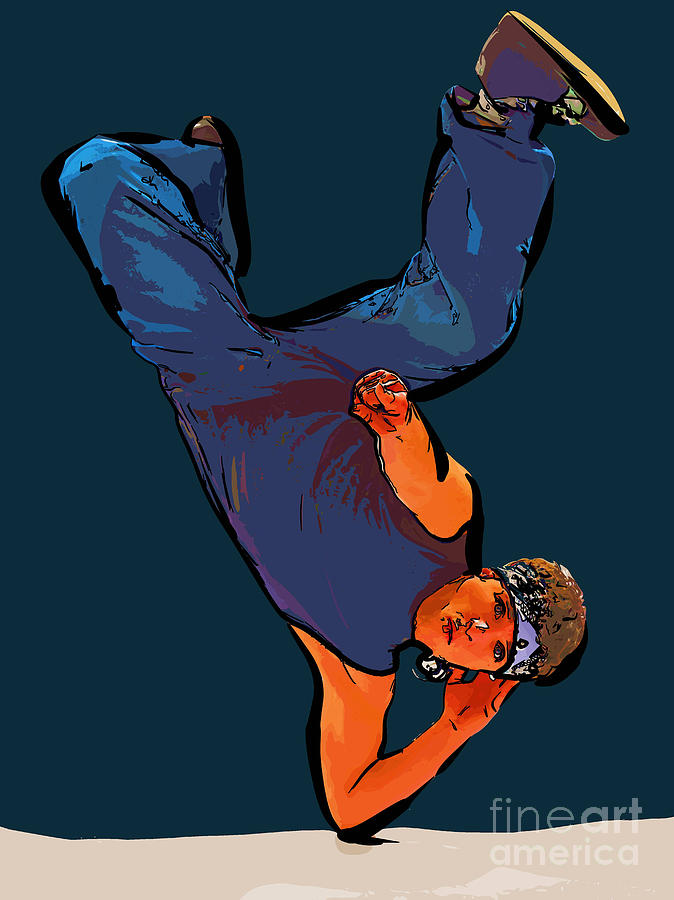 Dance Art Dancer 23 Digital Art