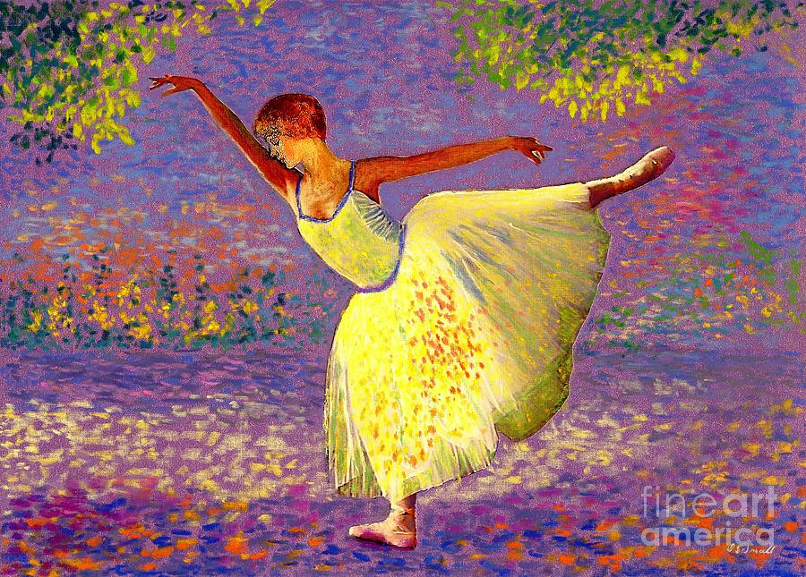 Dancing For Joy Painting