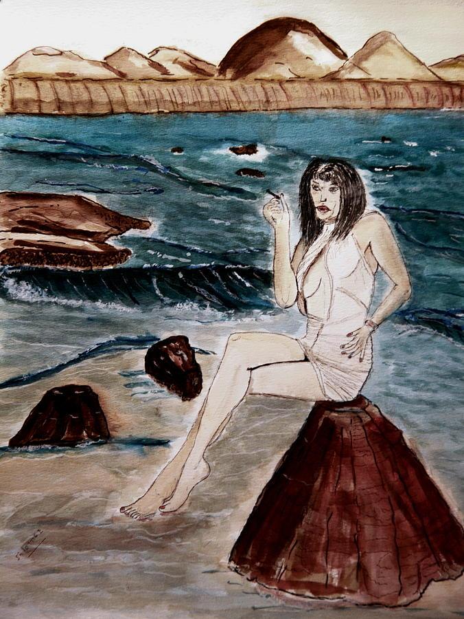 Daniel Passion. Painting