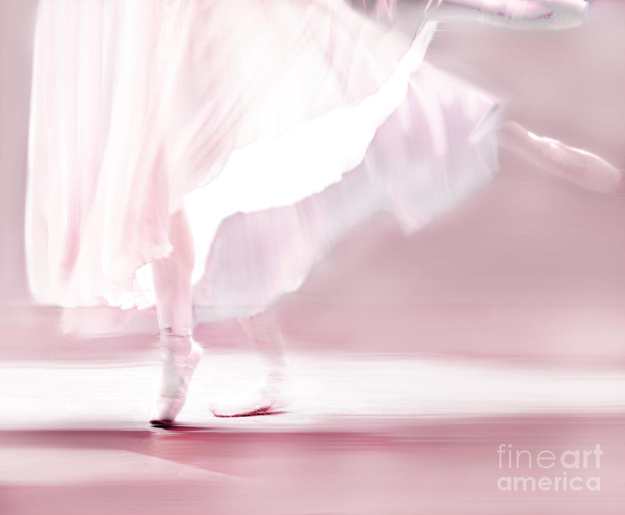 Ballet Photograph - Danseur De Ballet by Linde Townsend
