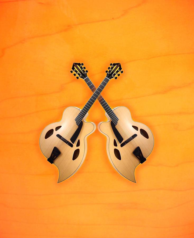 Daquisto Acoustic Custom Digital Art