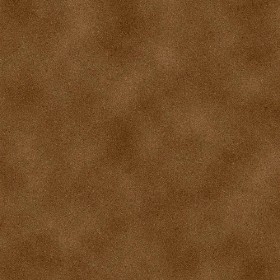 Dark Brown Leather Texture Background Digital Art By
