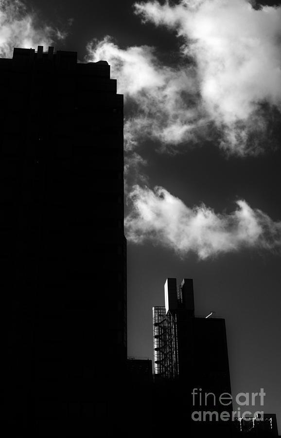 Dark On Dark Photograph