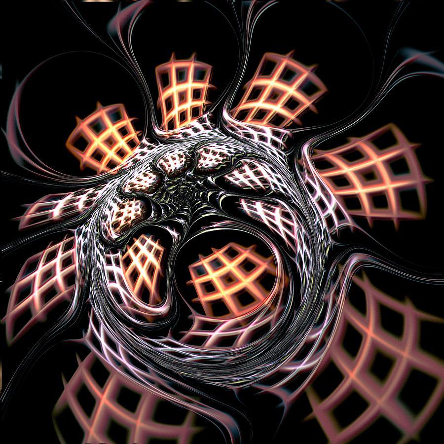 Dark Side Digital Art