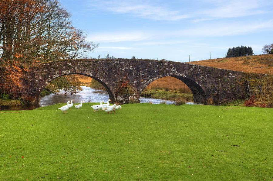Dartmoor - Two Bridges Photograph