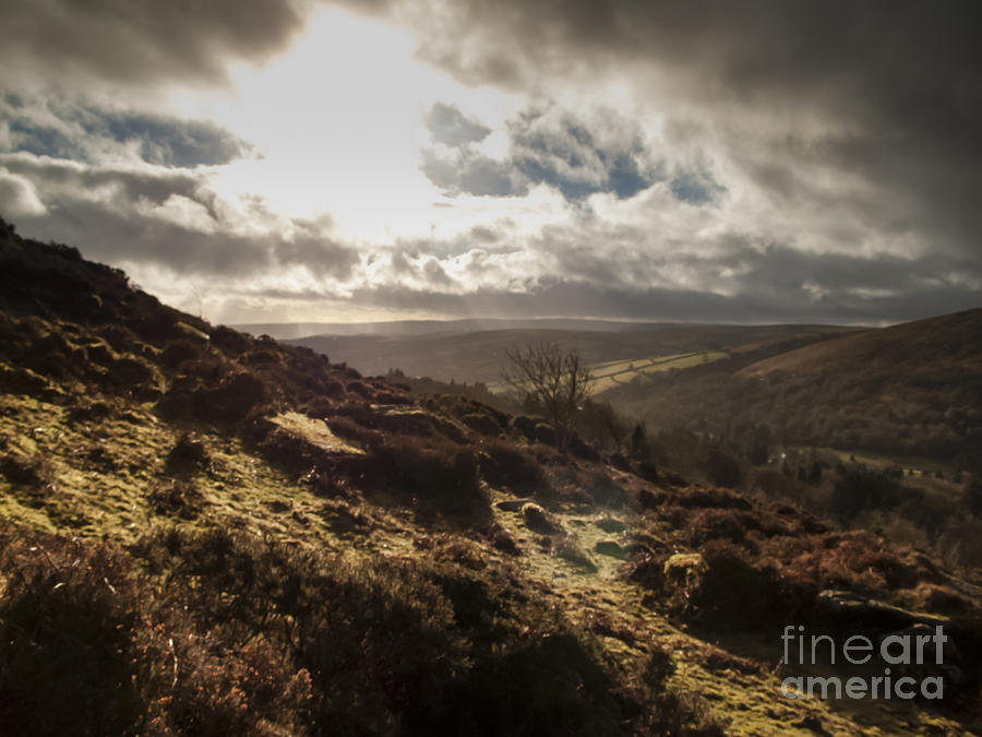 Dartmoor Drama Photograph