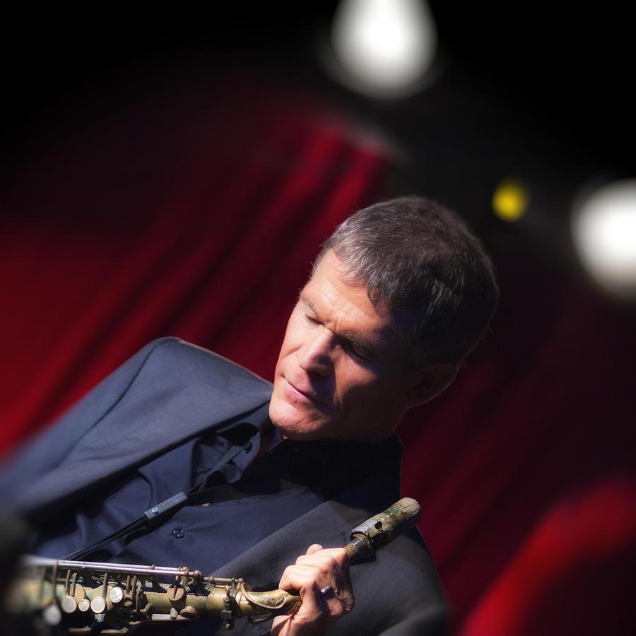 Jazz Photograph - David Sanborn by Dailey Pike