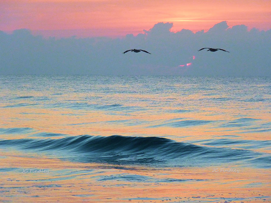 Dawn Patrol Photograph