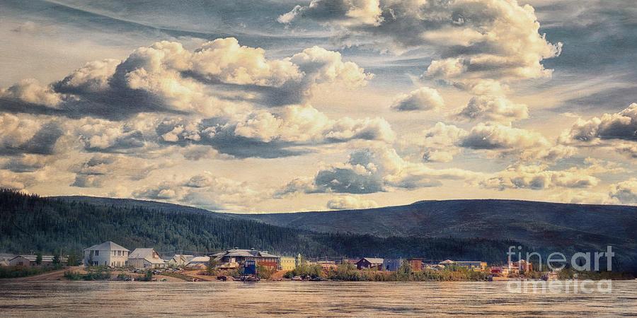 Klondike Photograph - Dawson City by Priska Wettstein