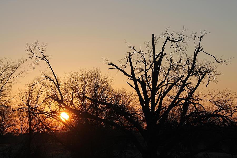 Daylight Savings Sunrise Photograph